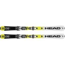 Supershape Team  SLR 2 67-107) + SLR 4.5 AC BRAKE 74 [I] (314238+100682) (горные лыжи+крепления гл) white/black