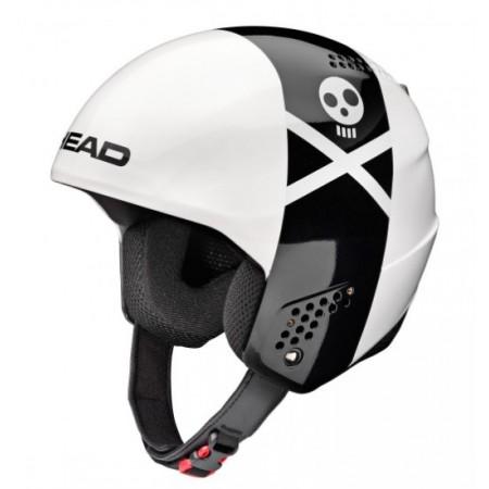 STIVOT Rebels шлем горнолыжный white/black