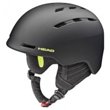 VICO шлем горнолыжный Black