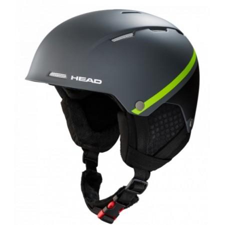 TUCKER BOA шлем горнолыжный anthracite/lime
