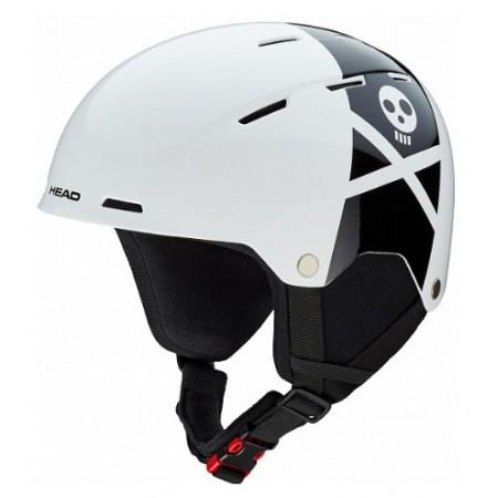 TAYLOR Rebels шлем горнолыжный white/black