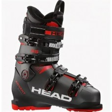 ADVANT EDGE 85 X (ботинки гл) black-red