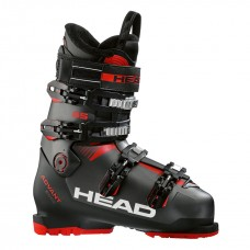 ADVANT EDGE 85 (ботинки гл) anthr./black-red